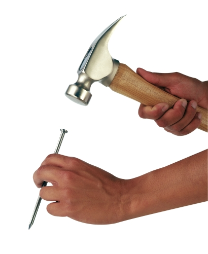 hammer-and-nail