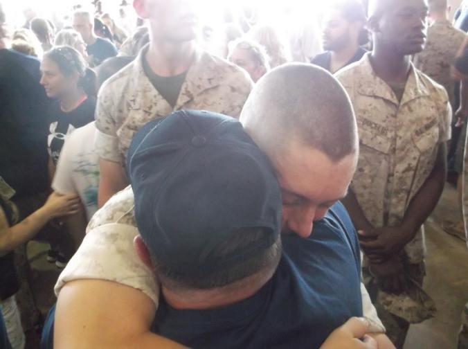 Proud Marine