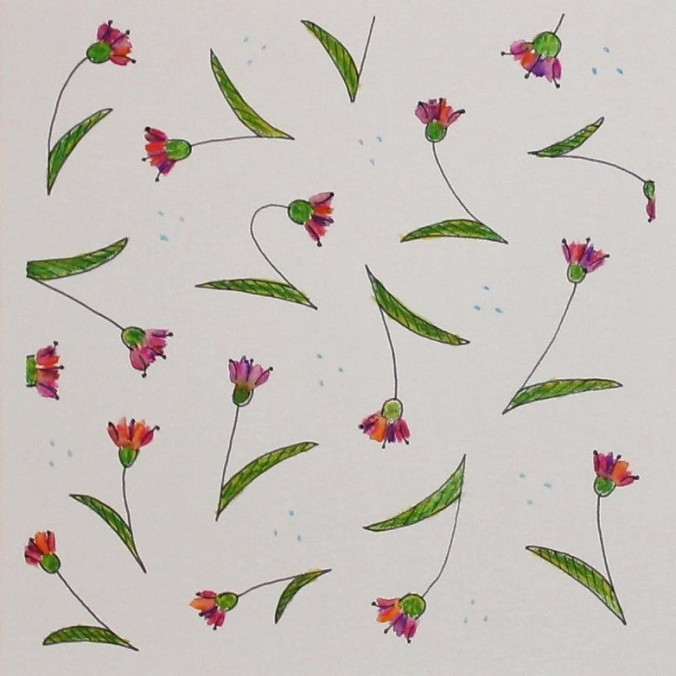 watercolor-flowers-pattern