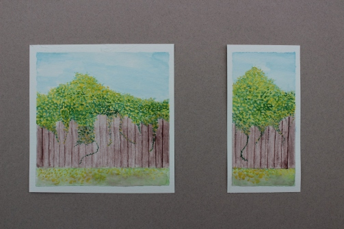 6x6 card and 3x6 bookmark