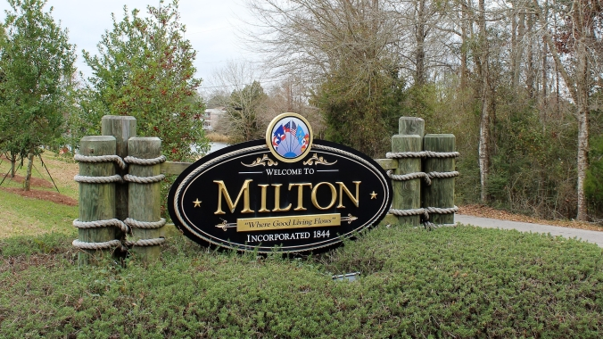 milton-florida-welcome-sign