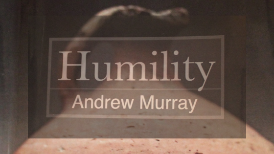 cover art, Humility by Andrew Murray